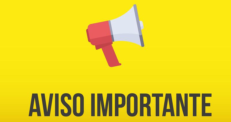 AVISO IMPORTANTE A ASPIRANTES A NUEVO INGRESO - Facultad de