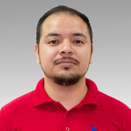 LI. Erick Alfredo Urías Bernal